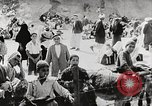 Image of Palestinian Arab Refugees Egypt, 1950, second 25 stock footage video 65675023180