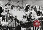 Image of Palestinian Arab Refugees Egypt, 1950, second 26 stock footage video 65675023180