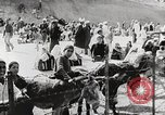 Image of Palestinian Arab Refugees Egypt, 1950, second 28 stock footage video 65675023180