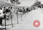 Image of Palestinian Arab Refugees Egypt, 1950, second 34 stock footage video 65675023180