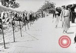 Image of Palestinian Arab Refugees Egypt, 1950, second 36 stock footage video 65675023180