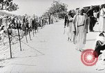 Image of Palestinian Arab Refugees Egypt, 1950, second 37 stock footage video 65675023180