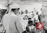 Image of Palestinian Arab Refugees Egypt, 1950, second 42 stock footage video 65675023180