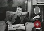 Image of London citizens at election time London England United Kingdom, 1950, second 44 stock footage video 65675023187