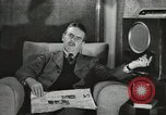 Image of London citizens at election time London England United Kingdom, 1950, second 45 stock footage video 65675023187