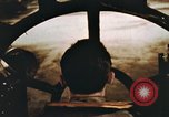 Image of View from B-29 cockpit during landing Guam Mariana Islands, 1945, second 38 stock footage video 65675023221