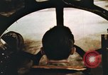 Image of View from B-29 cockpit during landing Guam Mariana Islands, 1945, second 40 stock footage video 65675023221