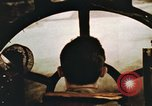 Image of View from B-29 cockpit during landing Guam Mariana Islands, 1945, second 41 stock footage video 65675023221