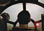 Image of View from B-29 cockpit during landing Guam Mariana Islands, 1945, second 43 stock footage video 65675023221
