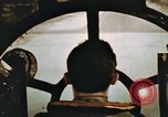 Image of View from B-29 cockpit during landing Guam Mariana Islands, 1945, second 45 stock footage video 65675023221