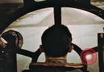 Image of View from B-29 cockpit during landing Guam Mariana Islands, 1945, second 46 stock footage video 65675023221