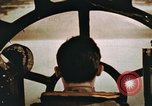 Image of View from B-29 cockpit during landing Guam Mariana Islands, 1945, second 49 stock footage video 65675023221