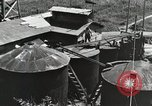 Image of Akita Oil Field Yabase Japan, 1947, second 16 stock footage video 65675023228