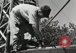 Image of Akita Oil Field Yabase Japan, 1947, second 20 stock footage video 65675023228