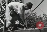 Image of Akita Oil Field Yabase Japan, 1947, second 21 stock footage video 65675023228