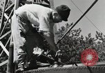 Image of Akita Oil Field Yabase Japan, 1947, second 23 stock footage video 65675023228