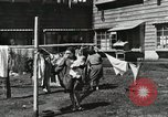 Image of Akita Oil Field Yabase Japan, 1947, second 40 stock footage video 65675023228