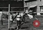 Image of Akita Oil Field Yabase Japan, 1947, second 42 stock footage video 65675023228