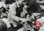 Image of Akita Oil Field Yabase Japan, 1947, second 50 stock footage video 65675023230
