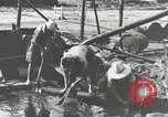 Image of Akita Oil Field Yabase Japan, 1947, second 56 stock footage video 65675023230