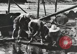 Image of Akita Oil Field Yabase Japan, 1947, second 58 stock footage video 65675023230