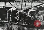 Image of Akita Oil Field Yabase Japan, 1947, second 59 stock footage video 65675023230