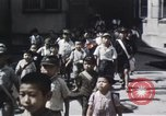 Image of Japanese school children Kyoto Japan, 1945, second 11 stock footage video 65675023245