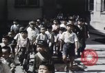 Image of Japanese school children Kyoto Japan, 1945, second 12 stock footage video 65675023245