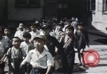 Image of Japanese school children Kyoto Japan, 1945, second 14 stock footage video 65675023245