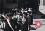 Image of Japanese school children Kyoto Japan, 1945, second 15 stock footage video 65675023245