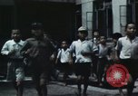 Image of Japanese school children Kyoto Japan, 1945, second 22 stock footage video 65675023245