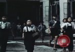 Image of Japanese school children Kyoto Japan, 1945, second 25 stock footage video 65675023245