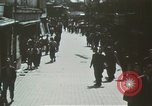 Image of Japanese school children Kyoto Japan, 1945, second 51 stock footage video 65675023245