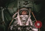 Image of Mercury suit evaluations United States USA, 1959, second 25 stock footage video 65675023250