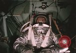 Image of Mercury suit evaluations United States USA, 1959, second 4 stock footage video 65675023256