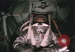 Image of Mercury suit evaluations United States USA, 1959, second 15 stock footage video 65675023256