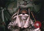 Image of Mercury suit evaluations United States USA, 1959, second 16 stock footage video 65675023256