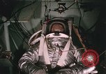 Image of Mercury suit evaluations United States USA, 1959, second 30 stock footage video 65675023256