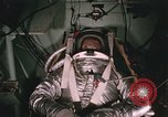 Image of Mercury suit evaluations United States USA, 1959, second 60 stock footage video 65675023256