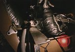 Image of Mercury suit evaluations United States USA, 1959, second 37 stock footage video 65675023270