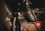 Image of Mercury suit evaluations United States USA, 1959, second 38 stock footage video 65675023270