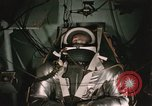 Image of Mercury suit evaluations United States USA, 1959, second 16 stock footage video 65675023275
