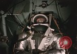 Image of Mercury suit evaluations United States USA, 1959, second 24 stock footage video 65675023275