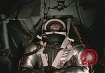 Image of Mercury suit evaluations United States USA, 1959, second 26 stock footage video 65675023275