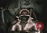 Image of Mercury suit evaluations United States USA, 1959, second 36 stock footage video 65675023275
