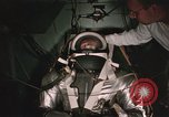 Image of Mercury suit evaluations United States USA, 1959, second 60 stock footage video 65675023275