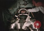 Image of Mercury suit evaluations United States USA, 1959, second 61 stock footage video 65675023275
