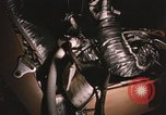 Image of Mercury suit evaluations United States USA, 1959, second 43 stock footage video 65675023282