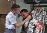 Image of Astronaut Virgil Grissom United States USA, 1960, second 37 stock footage video 65675023292