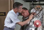 Image of Astronaut Virgil Grissom United States USA, 1960, second 38 stock footage video 65675023292